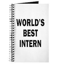 World's Best Intern Journal
