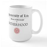 African american dad Coffee Mugs