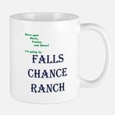 I'm Going To Falls Chance Ranch Mugs