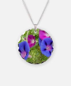 Morning Glories Necklace