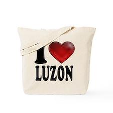 I Heart Luzon Tote Bag