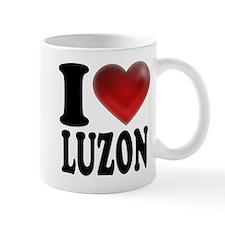 I Heart Luzon Mugs
