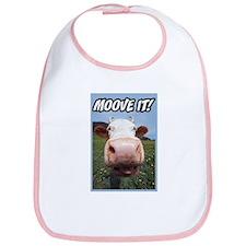 Moove It Cow Bib