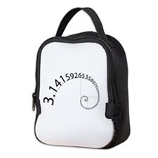 Pi to 100 Digits Neoprene Lunch Bag
