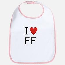 Cute Ff Bib
