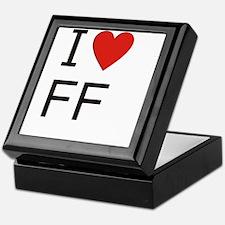 Cute Ff Keepsake Box