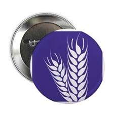 "Agriculture Symbol 3a 2.25"" Button"