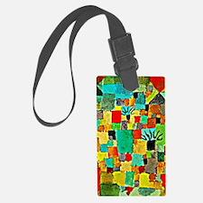 Paul Klee - Southern Tunisian Ga Luggage Tag