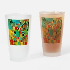 Paul Klee - Southern Tunisian Garde Drinking Glass