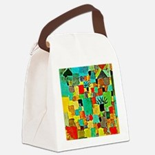 Paul Klee - Southern Tunisian Gar Canvas Lunch Bag