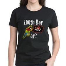 100th Day Parrot Tee