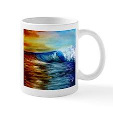 Maui Wave King Duvet Cover Mugs