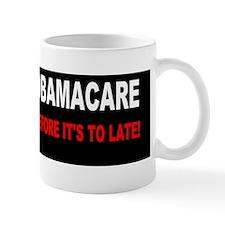 Defund obama care d bump Mug