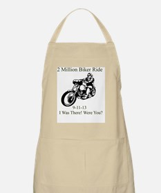 2 Million Bikers Apron