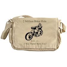 2 Million Bikers Messenger Bag