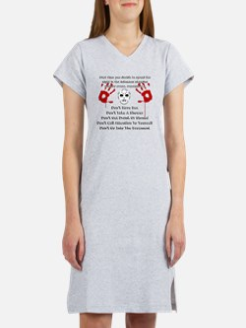 Killer Women's Nightshirt