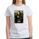 Mona's Black Lab Women's T-Shirt