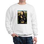 Mona's Black Lab Sweatshirt