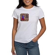 library super hero T-Shirt
