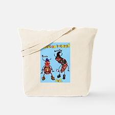 FERN  WICKY Tote Bag