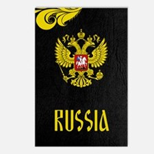 Russia Postcards (Package of 8)