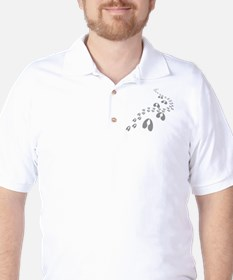 goat prints Golf Shirt