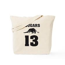 COUGARS Tote Bag