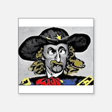 Custer ''Where is Reno?'' Sticker