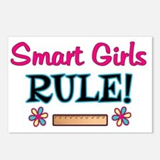 Smart Girls Rule! Postcards (Package of 8)