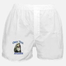 Afghan Obey Boxer Shorts