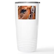 BIG BROWN Travel Mug