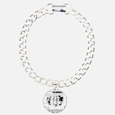 Referees Coin Toss Coin  Bracelet