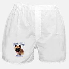 Akita Obey Boxer Shorts