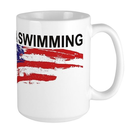 USA Swimming Pocket Mugs