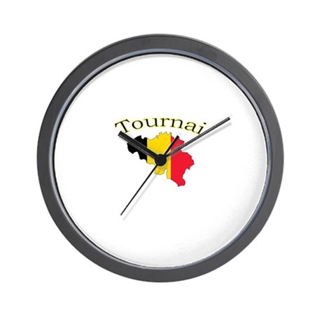 New Section Wall Clock