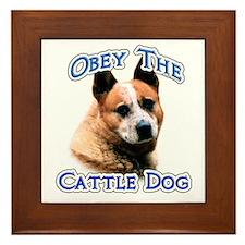 ACD Obey Framed Tile
