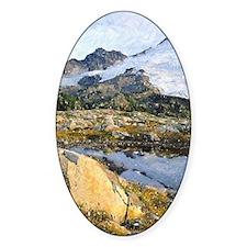 Mt Baker Washington State Decal