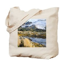Mt Baker Washington State Tote Bag