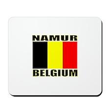 Namur, Belgium Mousepad