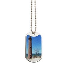 Point Sable Michigan Lighthouse Dog Tags