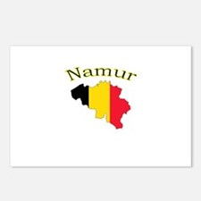 Namur, Belgium Postcards (Package of 8)