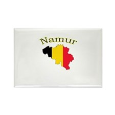 Namur, Belgium Rectangle Magnet