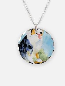 Australian Shepherd Necklace