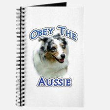Aussie Obey Journal