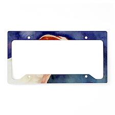 Pointer License Plate Holder