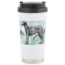 Scottish Deerhound Travel Mug