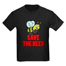 Save The Bees Kid T-Shirt