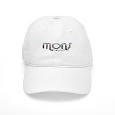 Mons, Belgium Baseball Cap