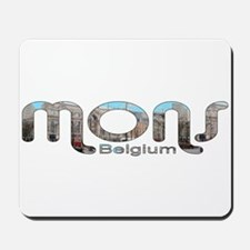 Mons, Belgium Mousepad
