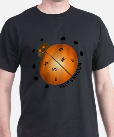 MS/Multiple Sclerosis Bug T-Shirt